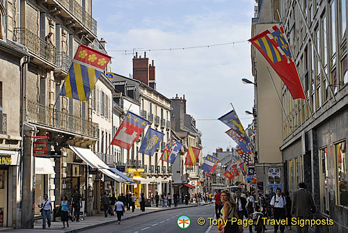 Dijon France  city photos : All Countries France Dijon France Rue de la Liberte, Dijon