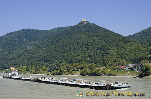 The Danube - a working river