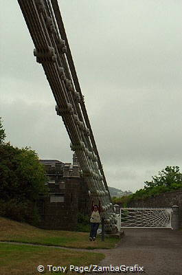 [Telford Bridge - Conwy - North Wales]B