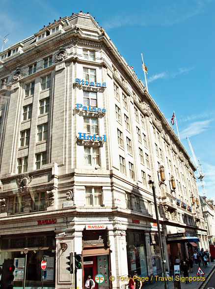 Hotel The Strand Palace London