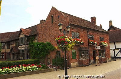 Stratford-on-Avon - England