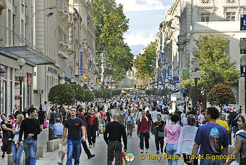 Shopping in Avignon