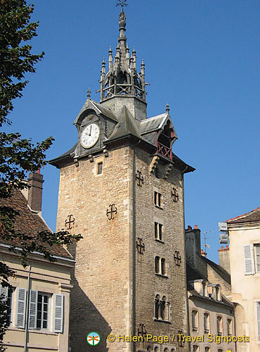 Beaune tower