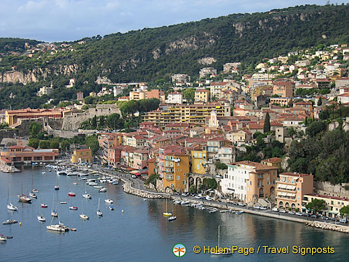 Monaco and Nice, France
