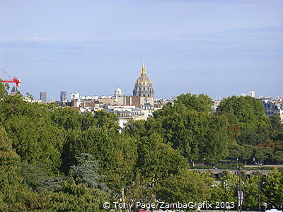 Les Invalides - commissioned in 1670 by Louis XIV for his wounded and homeless veterans [Paris - France]