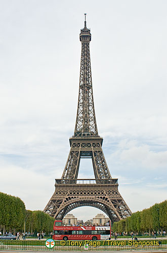 Eiffel Tower, Paris