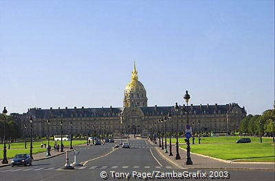 Les Invalides