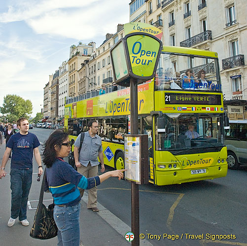 Paris Transport