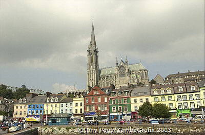 Cobh - County Cork - Ireland