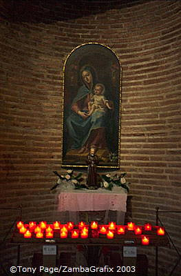 Altar in Sant Apollinare