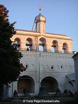 Belfry of St Sophia