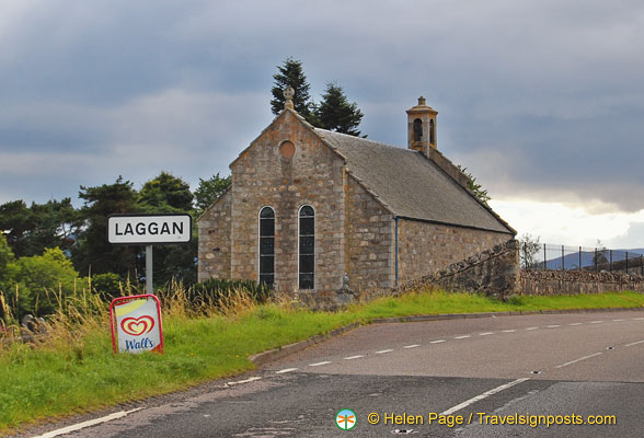 This is Laggan