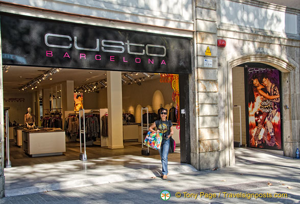 Custo - A favourite fashion brand