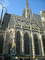 Stephansdom - Seat of the Archbishop of Vienna