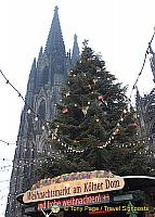 Cologne Christmas Market and Rhine Cruise