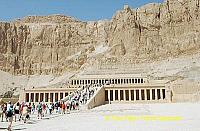 Temple of Hatshepsut - Nile River Cruise