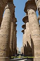 Temple of Karnak - Nile River Cruise