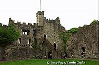 Cardiff Castle - Cardiff - Wales