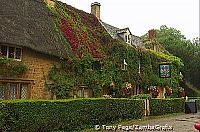 Great Tew Village