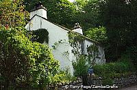 Wordsworth first settled at Dove Cottage with his sister Dorothy [The Lake District - England]