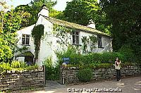 Dove Cottage - The Lake District - England