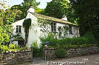 Wordsworth spent most of his creative years at Dove Cottage [The Lake District - England]