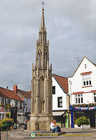 Glastonbury Market Cross