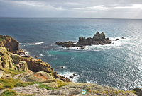Land's End stunning scenery