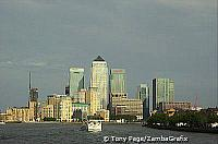 Canary Wharf and Docklands