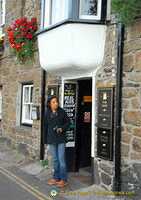 Oh that's me - I went to check out the Ship Inn