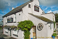 Edgcumbe Arms bed and breakfast