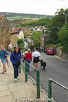 Robin Hood's Bay - Yorkshire Coast