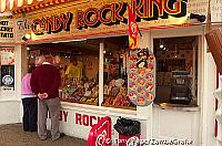 Candy store - Whitby - Yorkshire Coast - England