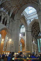 North Transept of York Minster