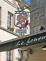 Le Fournil de Claude a bakery at 14, rue Francois Rude