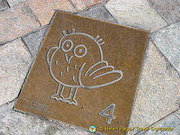 La Chouette - the Dijon Owl