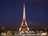 "Paris - ""City of Lights"""