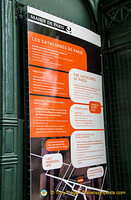Catacombes opening hours and ticket price information