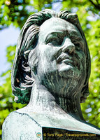 Bust of Honoré de Balzac