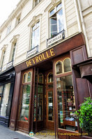 Deyrolle at 46 Rue du Bac in St Germain