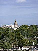 The Dome Church with its glittering gold roof was originally built as Louis XIV's private chapel - Les Invalides  [Paris - Fran