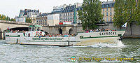 Seine River Cruise sights