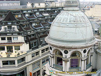 Panoramic Paris city views