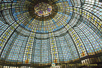 Printemps' famous art-deco cupola