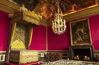 This room was Louis XIV's throne room