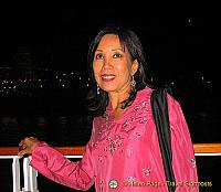 [Budapest River Cruise - Farewell Dinner]