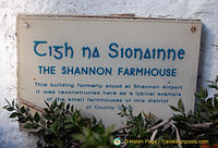 About the Shannon farmhouse