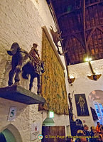 Great Hall of Bunratty Castle