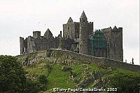 Rock of Cashel - a symbol of royal and priestly power for more than a millenium