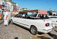Stylish Capri taxis